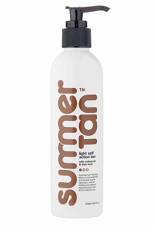 SUMMER TAN INSTANT SELF-ACTION LOTION - LIGHT