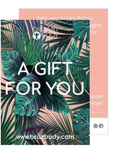 Gift Voucher - choose your amount
