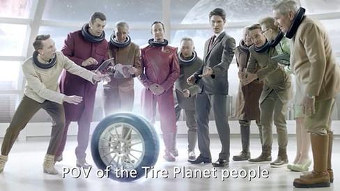 Bridgestone - The Tire Planet 3 Episodes