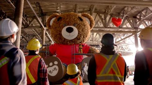 Build a Bear - The Foreman
