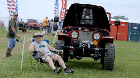Bantam Jeep / Pennzoil