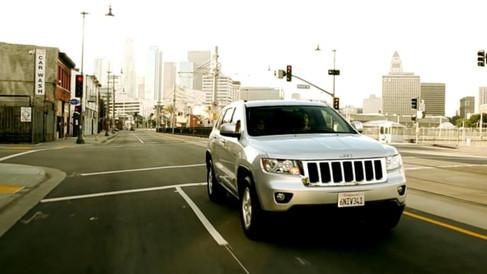 Jeep - Parking Spot