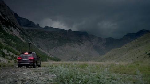 Audi Q7 - Impossible Maps