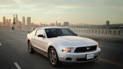 Ford Mustang - Streets of LA