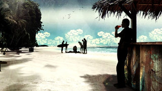 Cinzano - Beach