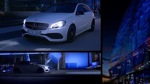Mercedes Class-A