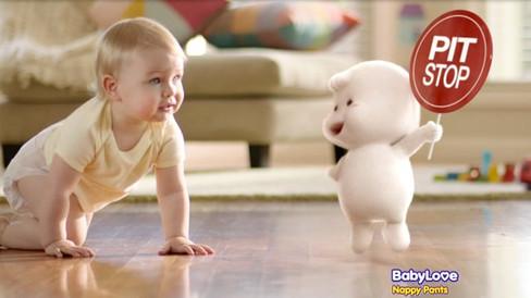 Baby Love - Race