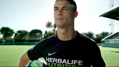 Herbalife & Cristiano Ronaldo - Behind the wind