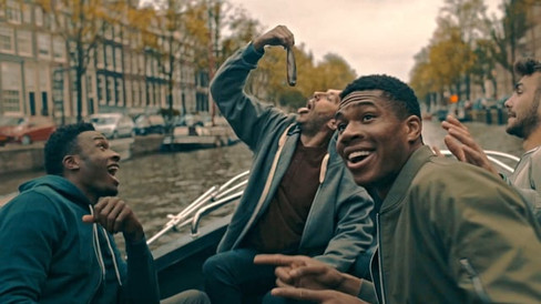 Aegean Airlines & Giannis Antetokounmpo - Further