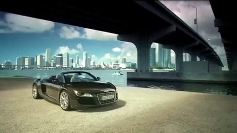 Audi R8 - Miami