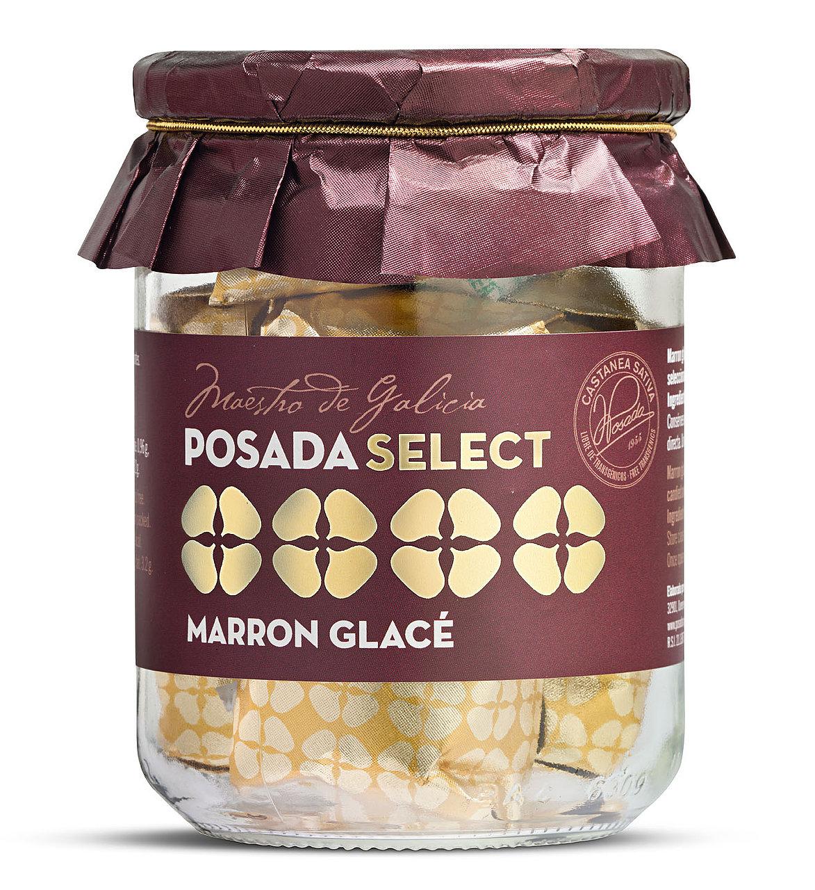 Marrón Glacé Posada Select