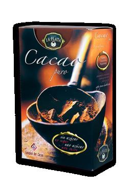 Cacao Puro La Plata