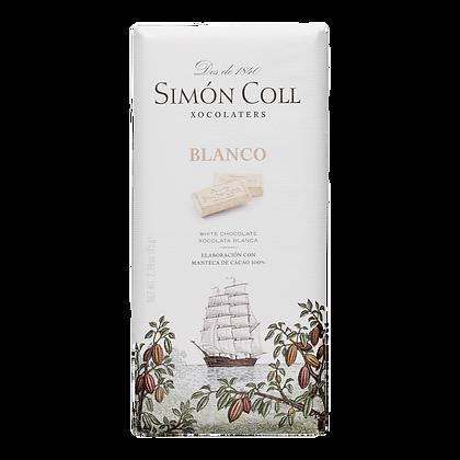 Chocolate Blanco 85 grs. Simon