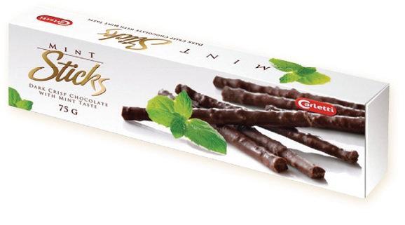 Mint Sticks 75 grs. Carletti