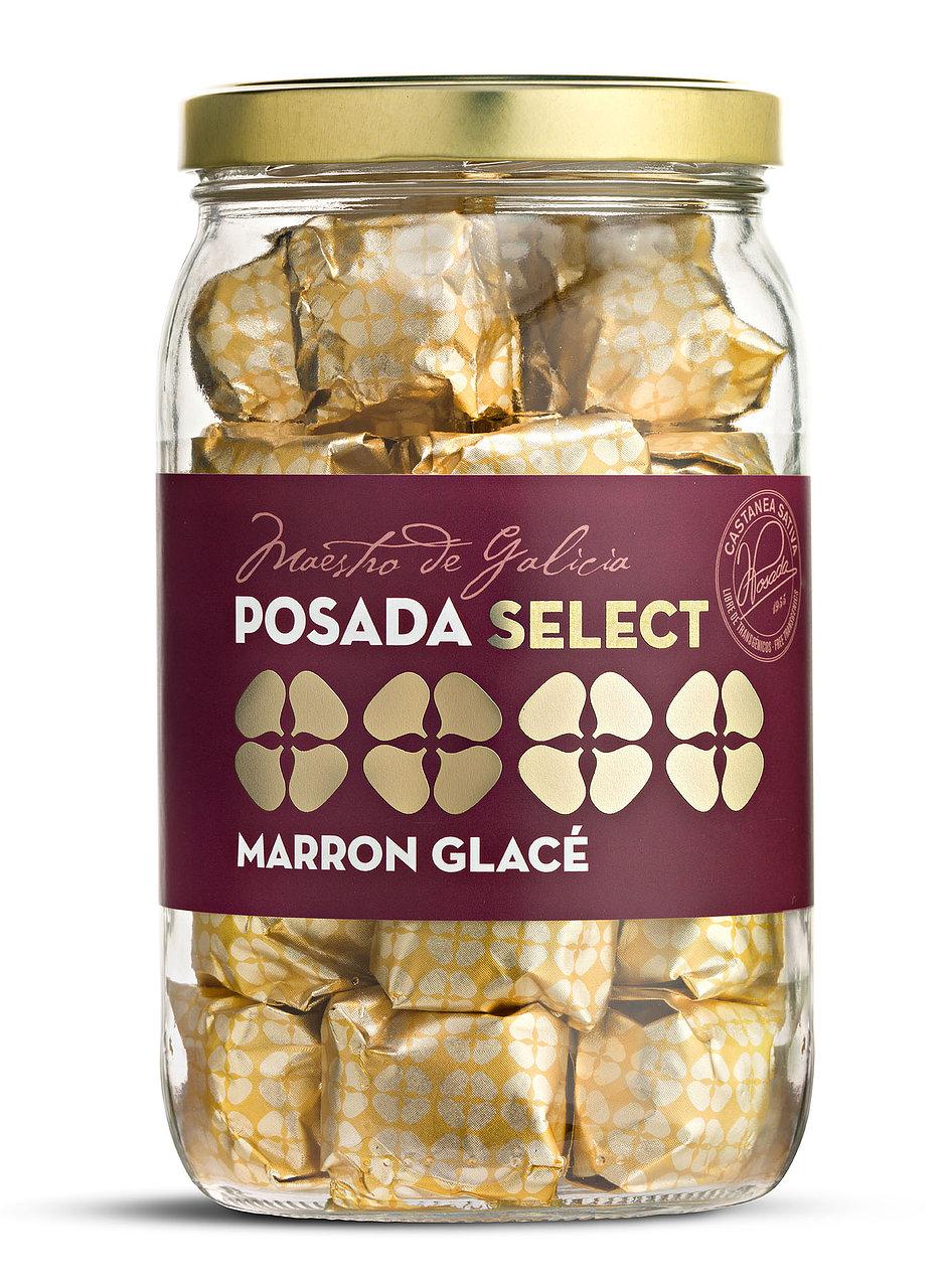 Marron Glacé 500 gr. Posada Select