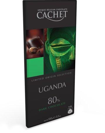 Cachet Cacao Origen Uganda
