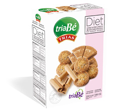 Diet Sin Azúcar 150 grs Trias