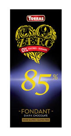 ZERO 85 % CACAO TORRAS
