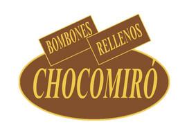 Bombones Chocomiro