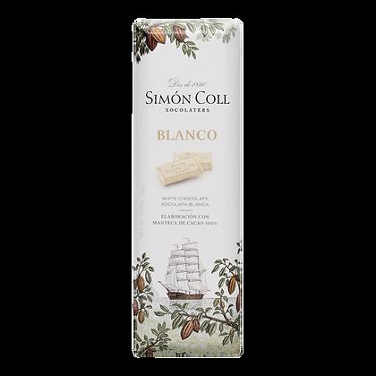 14 Chocolatina Blanca 25 grs. Simón Coll