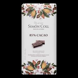 chocolate 85 % cacao Simon Coll