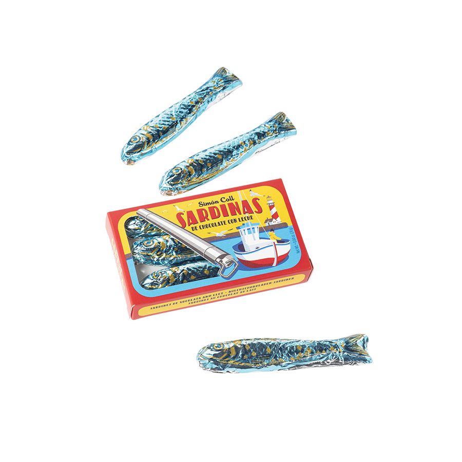 SARDINAS CHOCOLATE SIMON COLL 2020 2