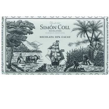 Chocolate Negro 200 grs. Simon