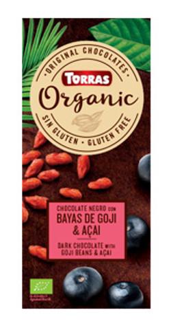 Organico Bayas de Goji y Acai