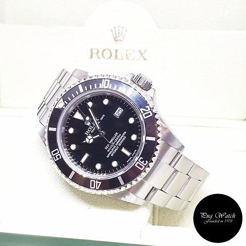 Rolex Oyster Perpetual Black Sea Dweller REF: 16600 (F Series)