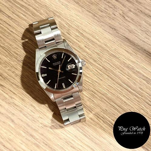 Rolex Gloss Black Precision Oysterdate REF: 6694 (2)