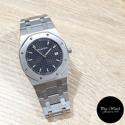 Audemars Piguet 33mm Quartz Royal Oak REF: 56175ST (2)
