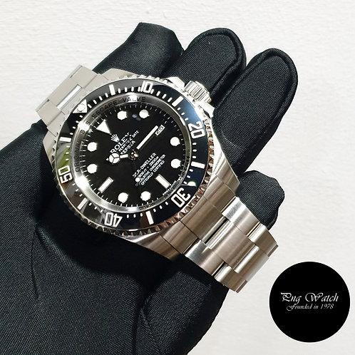 "Rolex Oyster Perpetual 44mm Sea Dweller ""DEEPSEA"" Black REF: 116660 (2)"