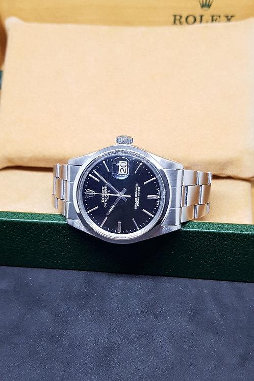 Rolex Oyster Perpetual Black Date REF: 1500