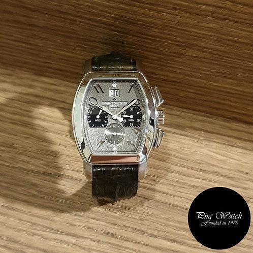 Vacheron Constantin Grey Royal Eagle Chronograph REF: 49145/000A (2)