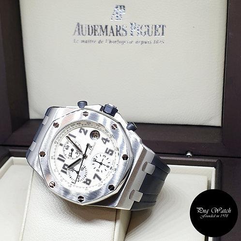 """Audemars Piguet Royal Oak Offshore """"SAFARI"""" Chronograph REF: 26020ST"""