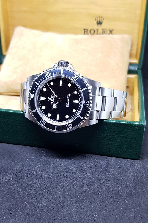Rolex Oyster Perpetual No Date Submariner 2 Liner REF: 14060M