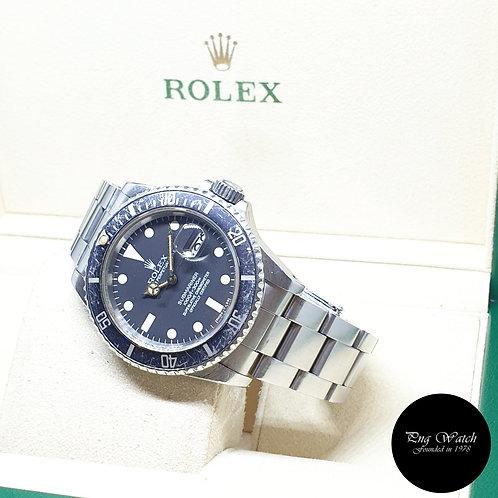 Rolex Oyster Perpetual Tritium Matte Black Submariner Date REF: 16800 (1983)