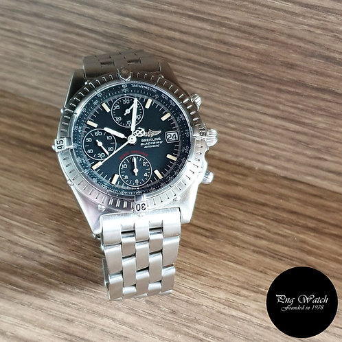 Breitling Blackbird Special Series Chronograph Watch REF: A13350 (2)
