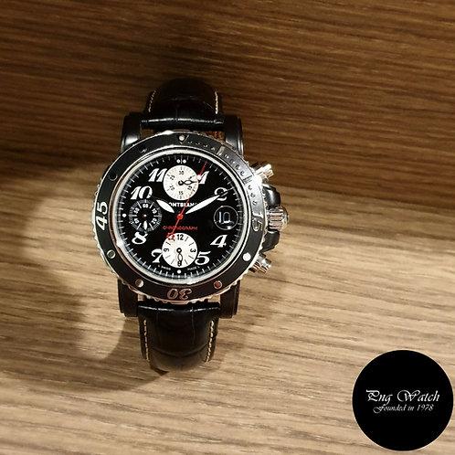 Montblanc Sports XXL Black DLC Chronograph Watch (2)