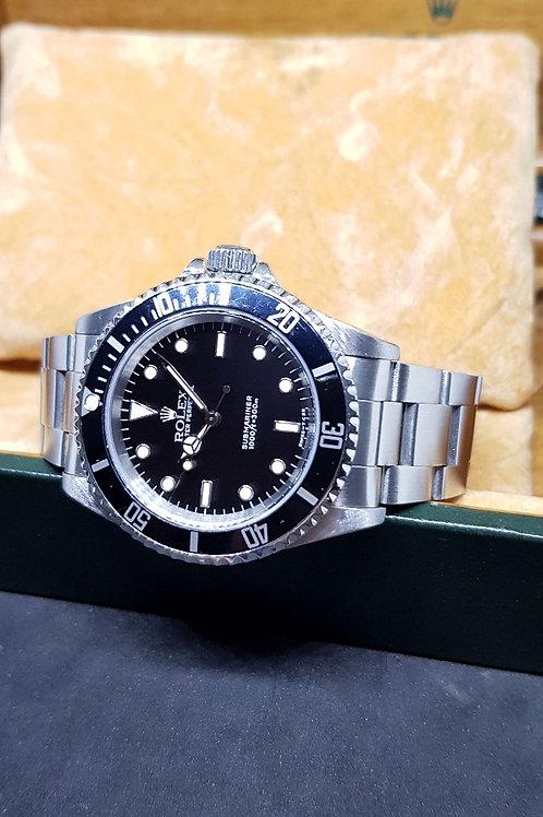 Rolex Tritium 2 Liner Submariner REF: 14060