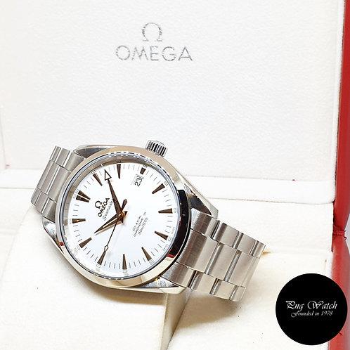 Omega Silver Seamaster Aqua Terra REF: 25033400