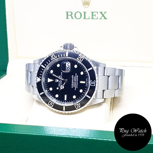 Rolex Oyster Perpetual Submariner Date REF: 16610