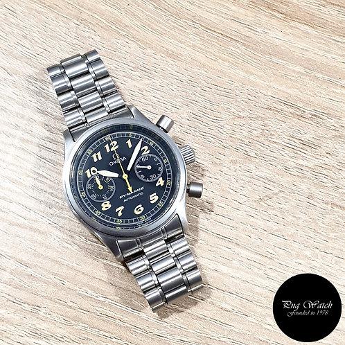 Omega Black Dynamic Chronograph REF: 5240.50 (2)