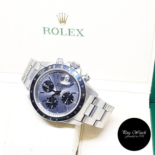 Tudor Prince Date Grey Chrono Watch REF: 79260 (By Rolex)