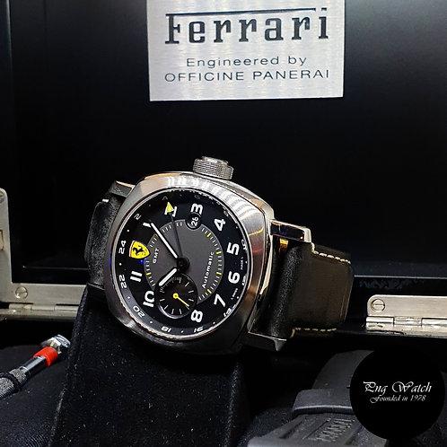 Panerai Ferrari Scuderia GMT Automatic Watch FER00009