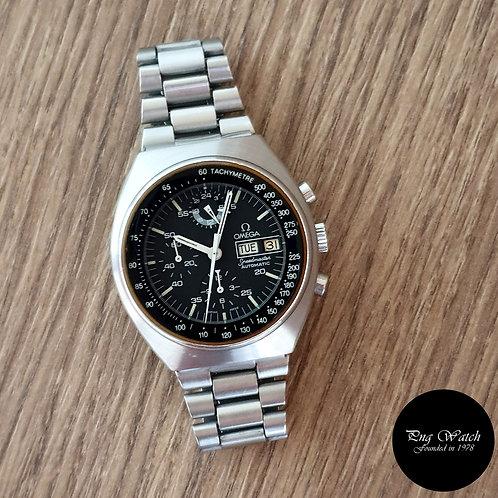 Omega Matte Black Day-Date Chronograph Mark 4.5 (2)