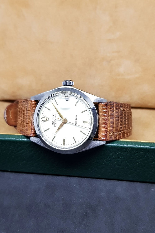 Rolex Oysterdate Precision REF: 6466