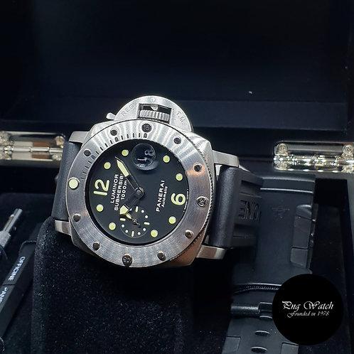 Panerai  1000M Luminor Submersible Automatic Watch PAM 243