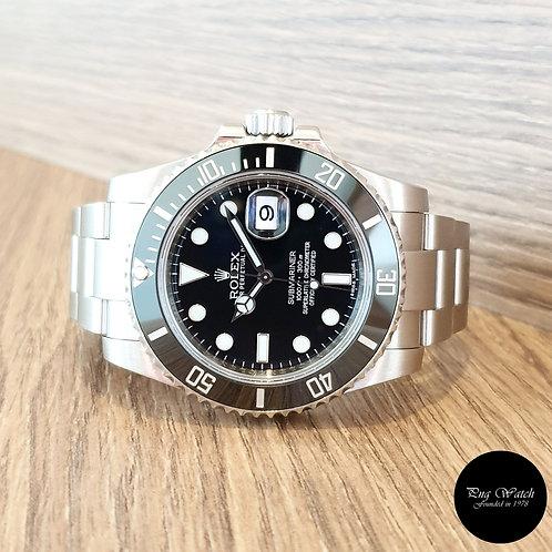 Rolex Oyster Perpetual Black Ceramic Submariner Date REF: 116610LN (2)