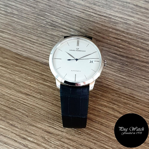 Girard Perregaux 1966 Classique 38mm 18K WG Watch REF: 49525.53.131.BK6 (2)